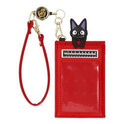 [마녀배달부 키키] 고양이시리즈(라디오패스) 카드지갑