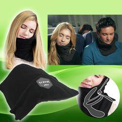여행용 목베개 차량용 목배개 목쿠션 휴대용 넥필로우