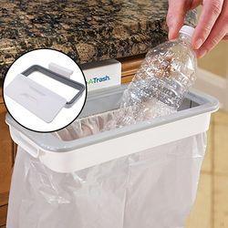 쓰레기봉투 홀더 주방 씽크대 음식물 쓰레기통 휴지통