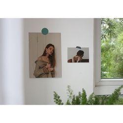 매거진 감성 사진 모델 카드 6장세트 홈 카페 촬영 인테리어