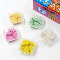 1000 눈꽃 솜사탕 슬라임