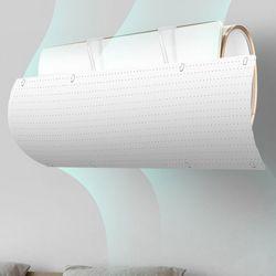 벽걸이용 에어컨바람막이 용품 전면걸이형