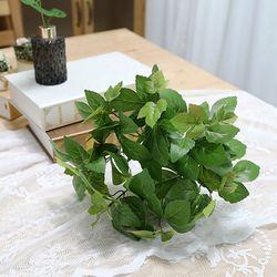 지피식물 그린테리어 가드닝 고급조화 메이플 부쉬