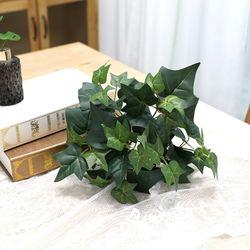 지피식물 그린테리어 가드닝 고급조화 아이비 부쉬