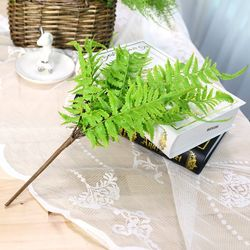 지피식물 그린테리어 고급조화 루모라 고사리부쉬