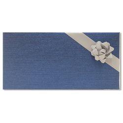 홀마크 리본 선물상자(소)-블루