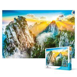 1000피스 직소퍼즐 - 황산의 절경