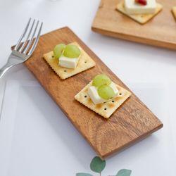 포홈 오가닉우드 치즈보드(XS)