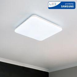 LED 라이노 사각 방등 50W