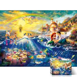 500피스 직소퍼즐 인어공주 만남 킨케이드 TPD500-007