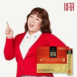 [특가] 더 홍삼 플러스 6년근 홍삼스틱 선물세트 +쇼핑백포함