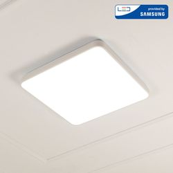 LED 슬림 베이직 50W&60W 방등 거실 안방 아이방 조명
