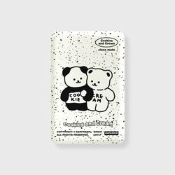 Cookie cream-ivory(무선충전보조배터리)