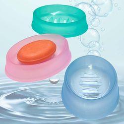 흡착 비누대 흡착식 비누받침대 욕실 선반 비누 홀더