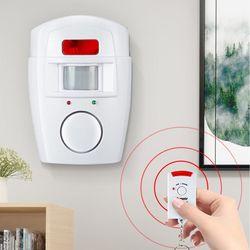 적외선 경보기 도난 도어 인체 동작 감지 센서 감지기