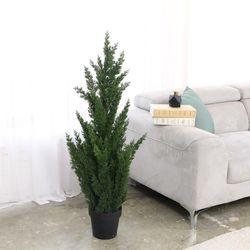 인조나무 조화화분 인조목 주니프러스 향나무 120cm
