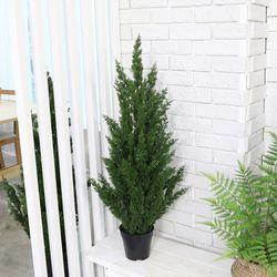 인조나무 조화화분 인조목 주니프러스 향나무 90cm