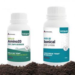 아미노산 이오니칼 액체 비료 영양제 500ML