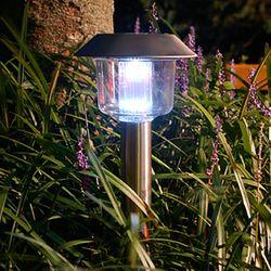 LED 태양열 정원등 야외조명 태양광 잔디등 랜턴 램프