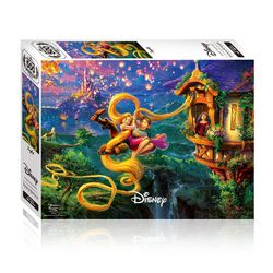 500피스 라푼젤 사랑을 타고서 디즈니 직소퍼즐