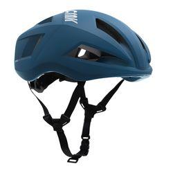 220g 초경량 통풍우수 아티카 자전거헬멧 블루