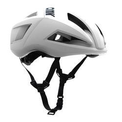 220g 초경량 통풍우수 아티카 자전거헬멧 화이트