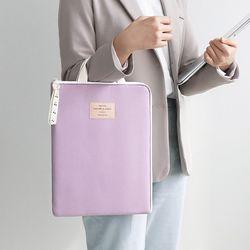 아이코닉 코트니 A4 노트북 파우치 (아이패드 가방)