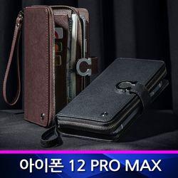 아이폰12프로맥스호환 올리비아 월렛 지갑형 폰케이스