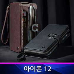 아이폰12 호환 올리비아 월렛 지갑형 폰케이스