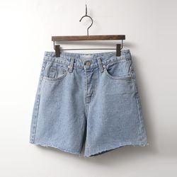Park Denim Shorts