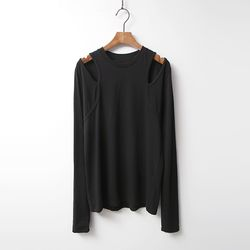 Anisa Cut Off Tee