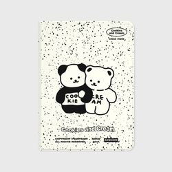 Cookie cream-ivory(아이패드-커버)