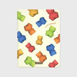 Little fire covy pattern-colorful(아이패드-커버)