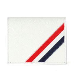 21SS 삼선 로고 카드지갑 화이트 MAW229A