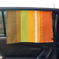 자석형 차량용 햇빛가리개 무어그래스