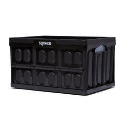 [SLOWER] Folding Container Estoil (BLACK)
