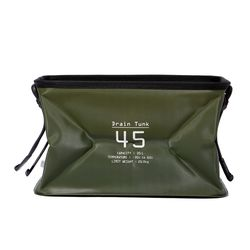 [SLOWER] Hang Stock Drain Trunk 35L (OLIVE)