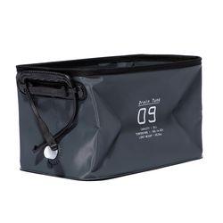 [SLOWER] Hang Stock Drain Trunk 35L (GRAY)