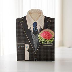 꽃중년카드 & 비누카네이션세트 088-SG-0002