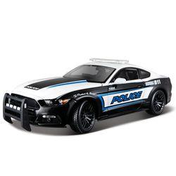 마이스토 1:18 스페셜에디션 2015 Ford Mustang GT - POLICE
