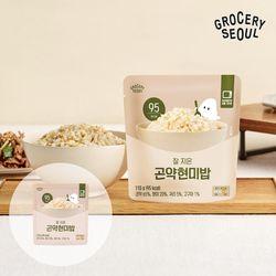 [그로서리서울]잘지은 곤약현미밥(5팩)