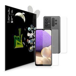 갤럭시 A32 LTE 저반사 고광택 액정+후면 보호필름