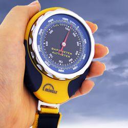 날씨예측가능 기압계 고도계 나침반 온도계 등산 용품