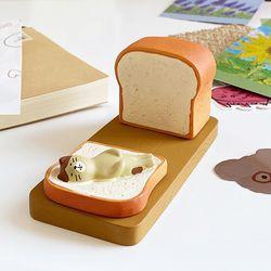 식빵 고양이 스마트폰 거치대 핸드폰거치대