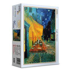 2000피스 노천카페 직소퍼즐 (10273cm) PL2102