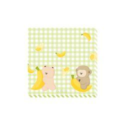 바나나 떡메모지