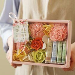 NEW 오천만원플라워용돈박스 - 믹스 [2color]