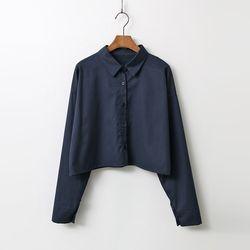 Namu Cotton Crop Shirts
