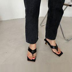 Heart Thong Sandals