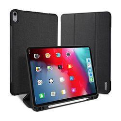 탭A7 10.4 T505 풀커버 심플 가죽 태블릿 케이스 T012